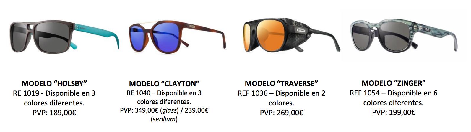 Presenta Las Aventureras Gafas Sol Más Navidad De Esta Revo fYgby76
