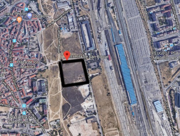 Distrito Castellana Norte construirá 7.000 viviendas en un asentamiento ilegal.