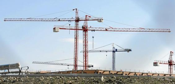 Las obras de nueva construcción huyen de Madrid y viajan a Murcia