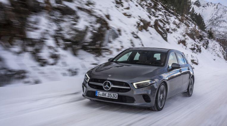 Mercedes-Benz Clase A, Lotería de Navidad