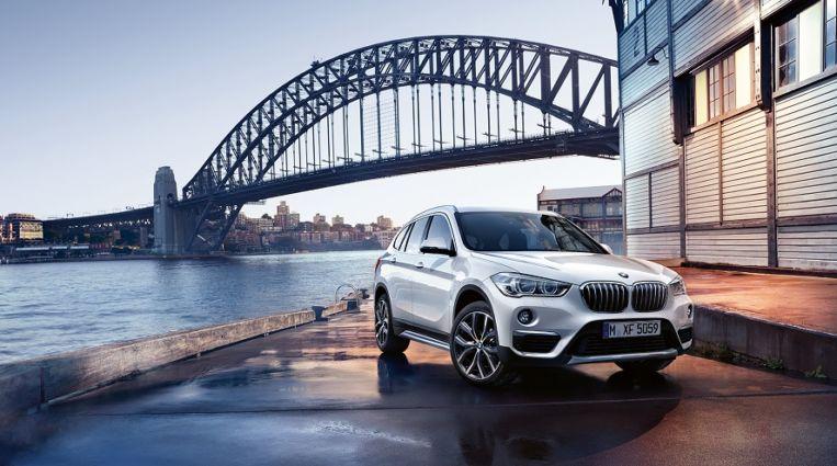 BMW X1, Lotería de Navidad