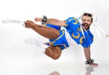 """¿Pro-Wrestler vs Ciencia? En su último gameplay, Ladybeard juega a """"Photon Cube"""" para entrenar su mente"""
