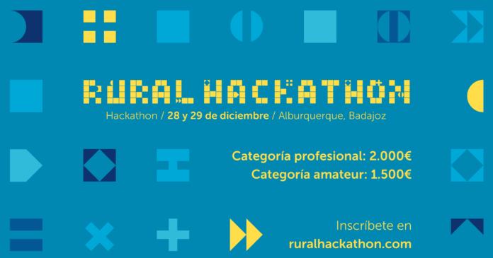 Culmina con éxito el primer RuralHackathon realizado en Alburquerque, Badajoz
