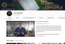 Foto de canal de youtube de Lioc Editorial