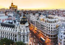 Jubilados en Madrid y Barcelona