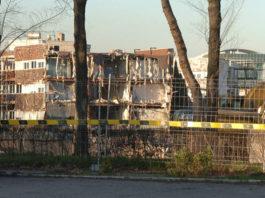 El pelotazo no llega: cuarto intento de venta del antiguo hospital del Aire