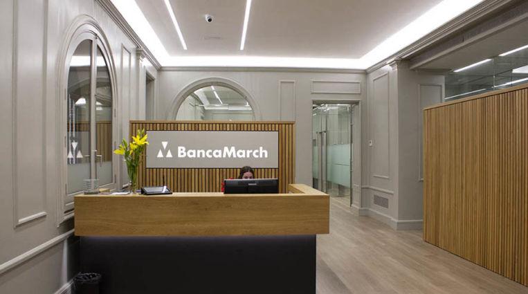 Banca March oficina