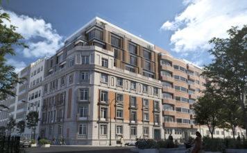 La inversión latinoamericana relanza los edificios del barrio Salamanca