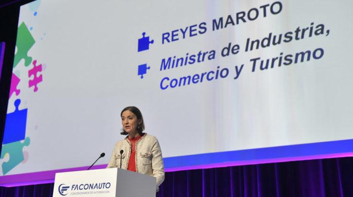 Reyes Maroto Faconauto