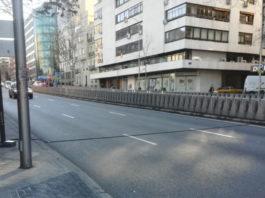 Así es el falso radar que causa accidentes en Madrid.