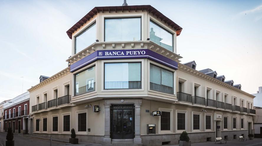 Banca Pueyo sede central