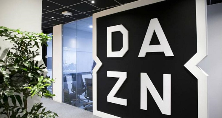 DAZN deporte online