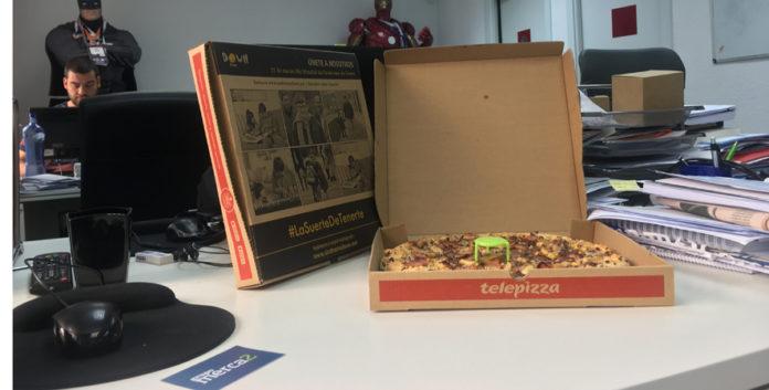 Telepizza Down España