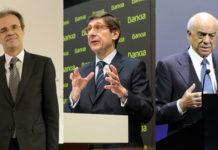 Salarios presidentes banca