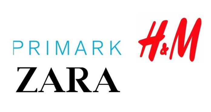 Primark, ZARA Home y H&M