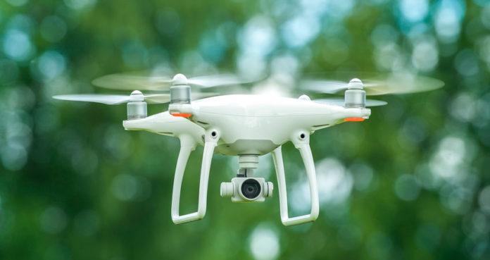 Los drones sobrevuelan el mercado inmobiliario