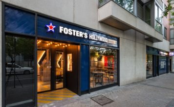 Foster's Hollywood Street