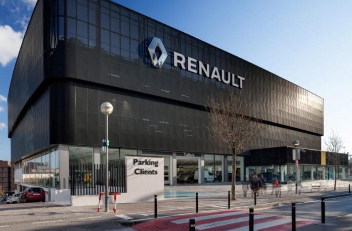 Renault - directivos