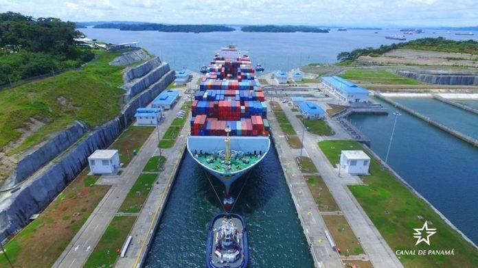 Sacyr canal de Panamá