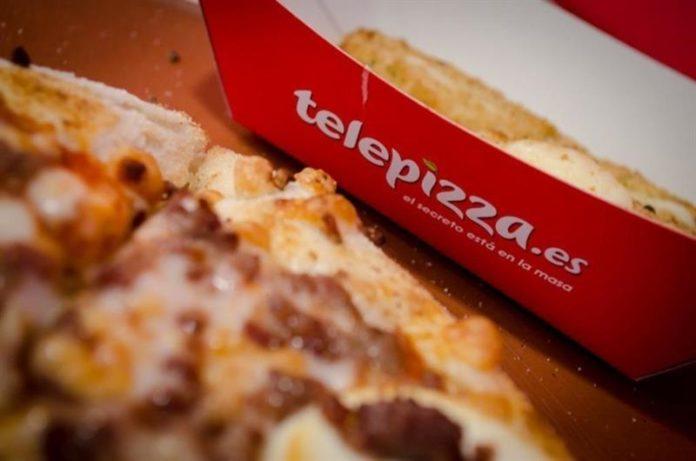 orden de compra de KRR en Telepizza