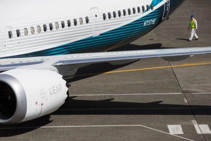 737 MAX - Boeing