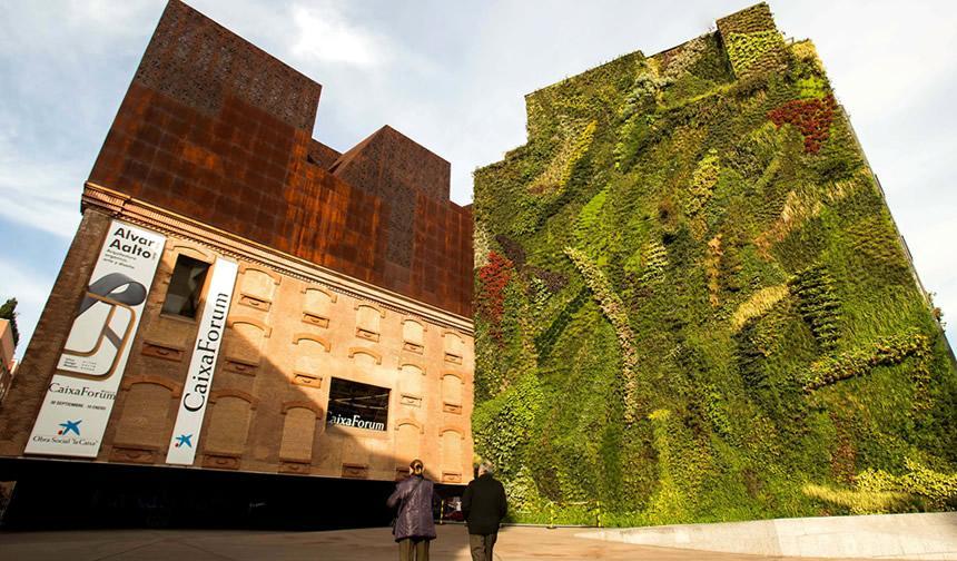Resultado de imagen de CaixaForum y Guggenheim Bilbao, los museos que más crecen
