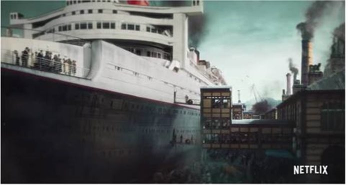 Así es 'Alta Mar', la nueva serie española de Netflix que cuenta con un reparto de primer nivel