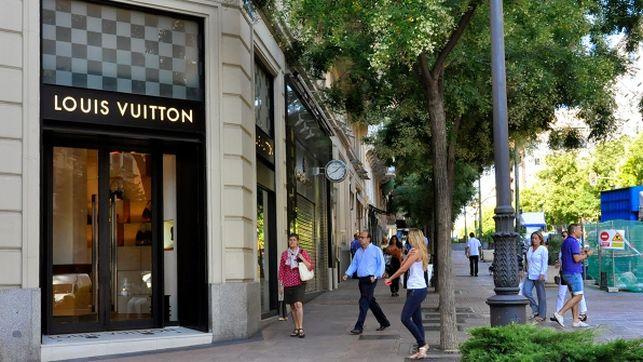 Madrid, a la caza de París y Londres en el 'retail' de lujo