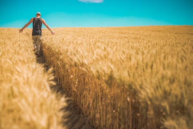jovenes agricultores Andalucia