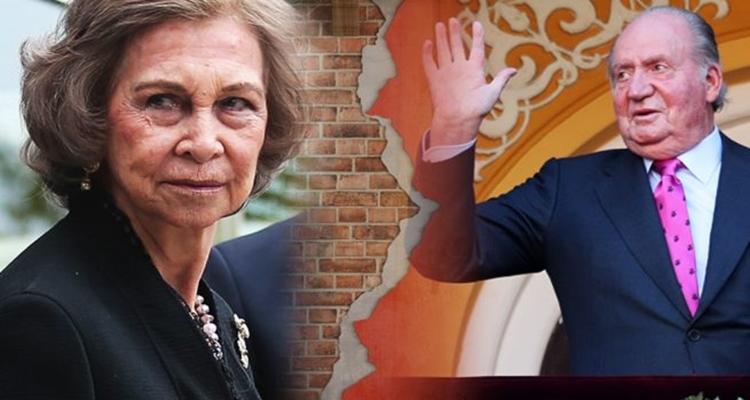 Juan Carlos I y Doña Sofía crisis matrimonial