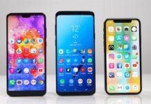 Samsung, Huawei o iPhone
