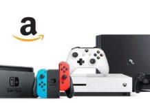 videojuegos Amazon para PS4 y Nintendo