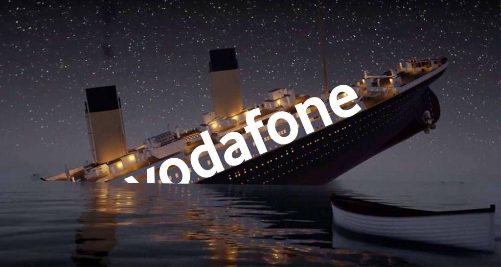 vodafone la banda del titanic