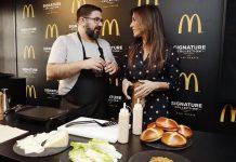 Dani García, McDonald's