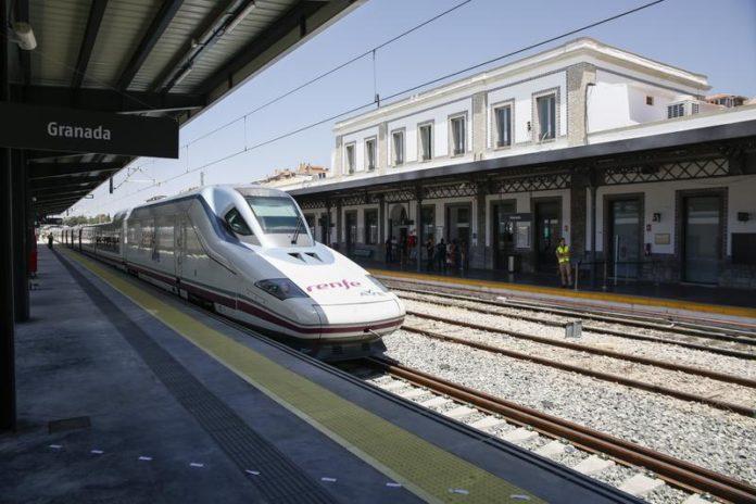 AVE Granada