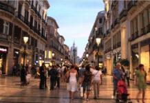 Imagen de la Calle Larios