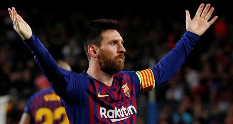 El contrato de Lionel Messi con el Barca