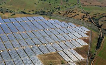 Elecnor Parque Solar Almodovar del Campo