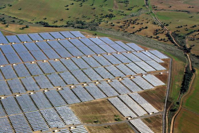 Elecnor Parque Solar