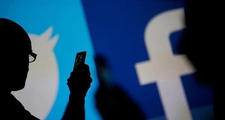 Facebook Twitter identificó cuentas falsas políticas