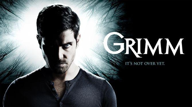 Serie de televisión Grimm