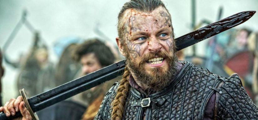 Vikings sexo y violencia
