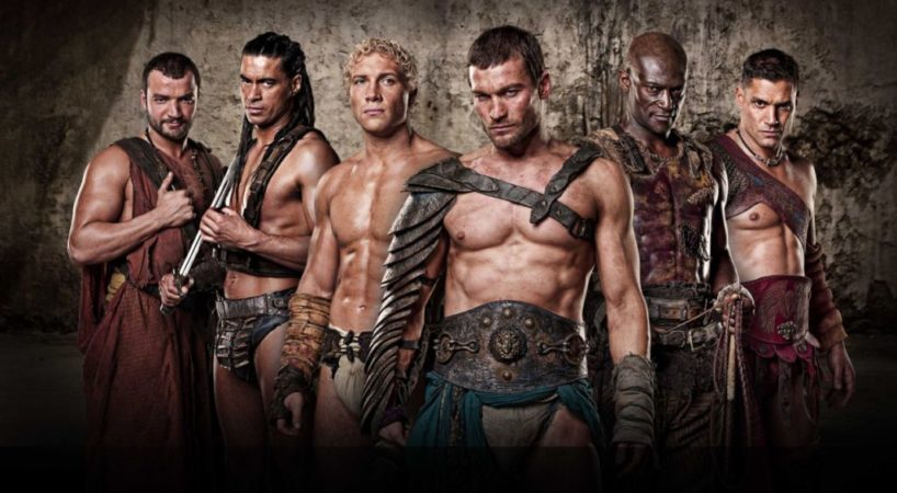 Spartacus, sexo y violencia