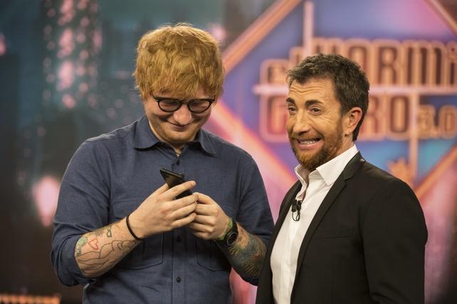 Ed Sheeran visita El Hormiguero