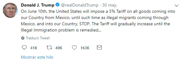 Trump México