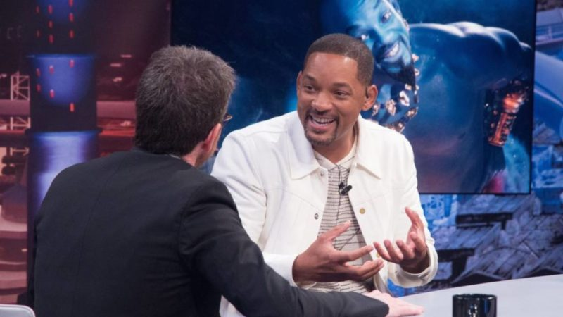 Will Smith en El Hormiguero