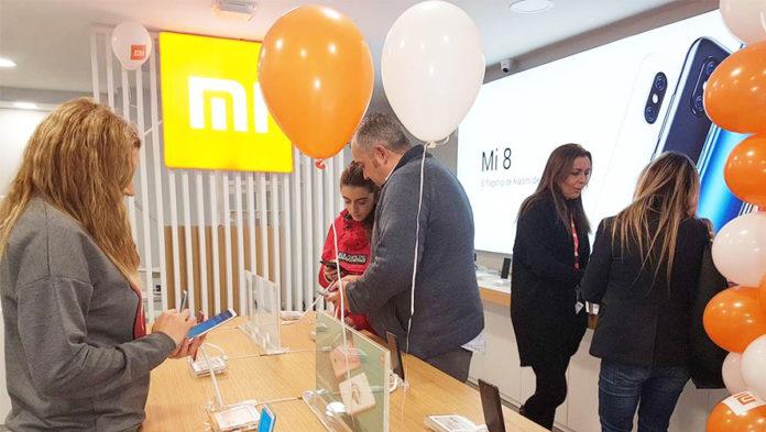 Tienda de Xiaomi en España