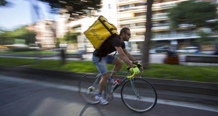 Glovo, Uber Eats: sus condiciones laborales fueron debatidas