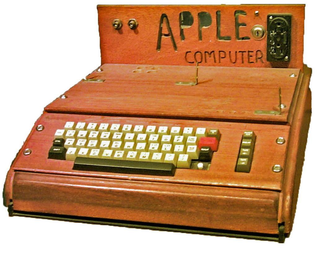0ecad49efd4 Este ordenador vale una millonada. Así nació el Apple I