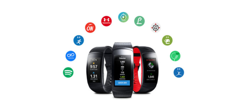 Samsung Gear apps (iconos)